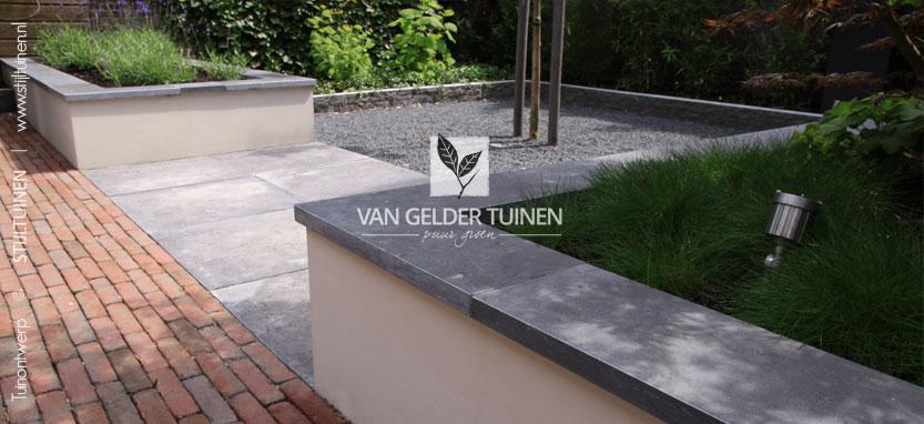 Aanleg tuin in Rotterdam - Hillegersberg