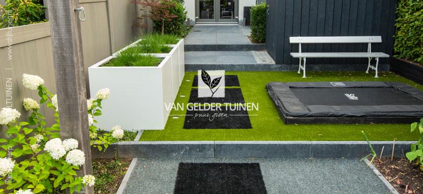 Voor prijswinnende tuinaanleg van gelder tuinen for Kindvriendelijke tuin ontwerpen
