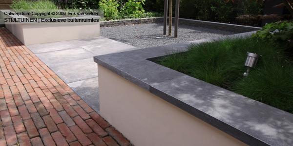 Moderne tuinen met klassieke uitstraling