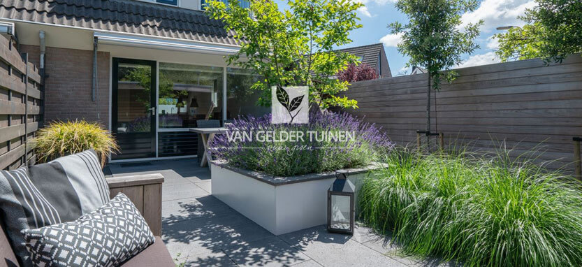 Betere Tips en ideeën voor de inrichting van de kleine tuin VI-89