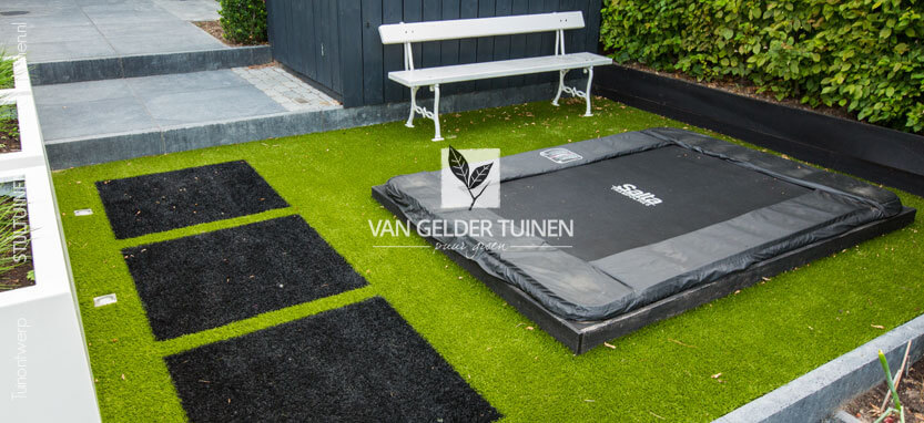 Verrassend Moderne tuin • Van Gelder Tuinen • Exclusieve tuinaanleg OO-46