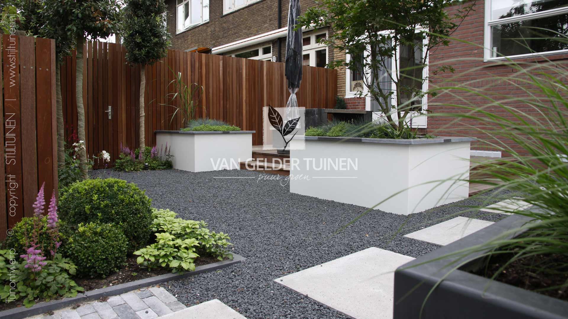 Leuke tuinidee n en tuininspiratie voor uw tuin for Kleine voortuin ideeen foto s