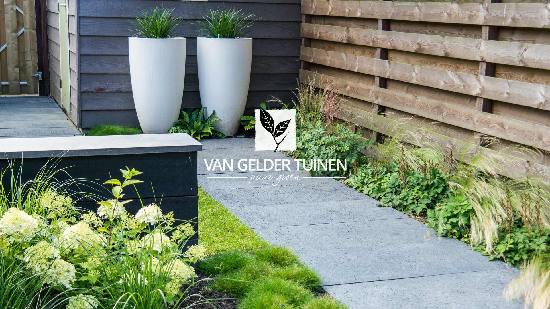 Hovenier capelle aan den ijssel van gelder tuinen for Tuin aan laten leggen
